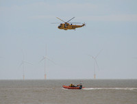 Air Sea Rescue Helicopter